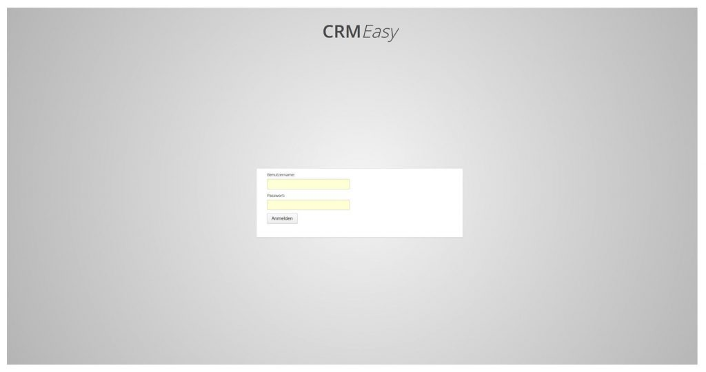 CRM-System CRM-Easy